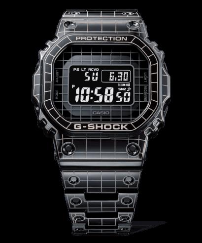 Casio G-Shock GMW-B5000CS-1 Bluetooth Mobile Link
