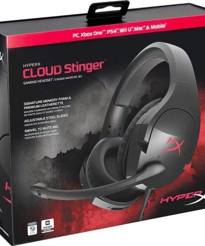 HyperX Cloud Stinger Gaming Headphone