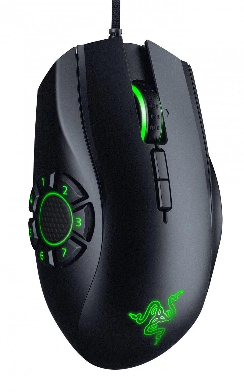 Razer OP MOBA Naga Hex V2 Moba gaming Mouse