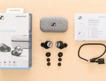 Sennheiser Momentum True Wireless in-ear phone