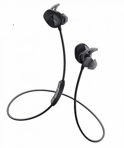 Bose SoundSport Wireless Black