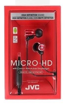 JVC HA-FRD60-R In-ear earphone
