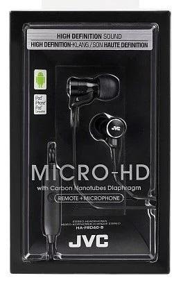 JVC HA-FRD60-B In-ear earphone