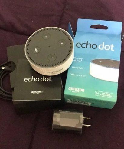 Amazon Echo dot (2nd Generation)