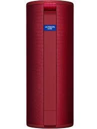 Ultimate Ear Boom 3 Wireless Speaker Red