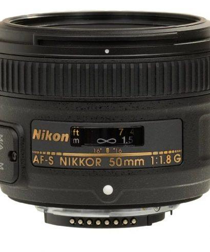 NIkon AF-S NIKKOR 50MM f/1.8G Len