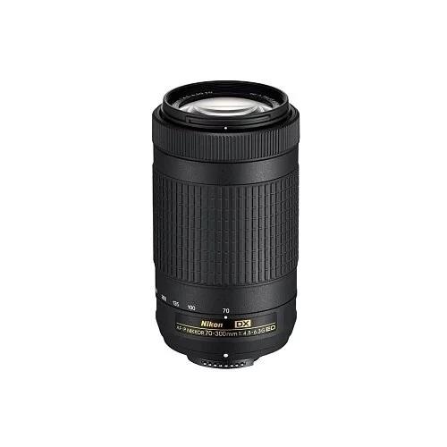 Nikon AF-P DX NIKKOR 70-300mm f/4.5-6.3G ED VR LENS (White Box kit Lens)