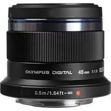 Olympus M.Zuiko Digital Lens 45mm F1.8 Len