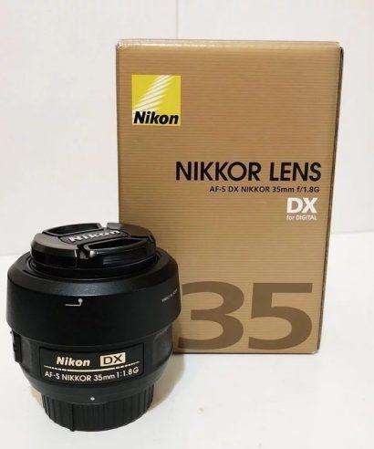 Nikon AF-S DX 35MM F1.8G Lens