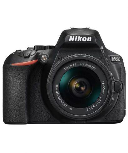 Nikon MILC D5600 + AF-P 18-55mm kit