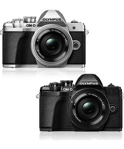 Olympus MILC E-M10 Mark III With 14-42MM Kit