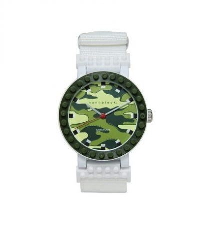 Nanoblock Camo Rounder Watch