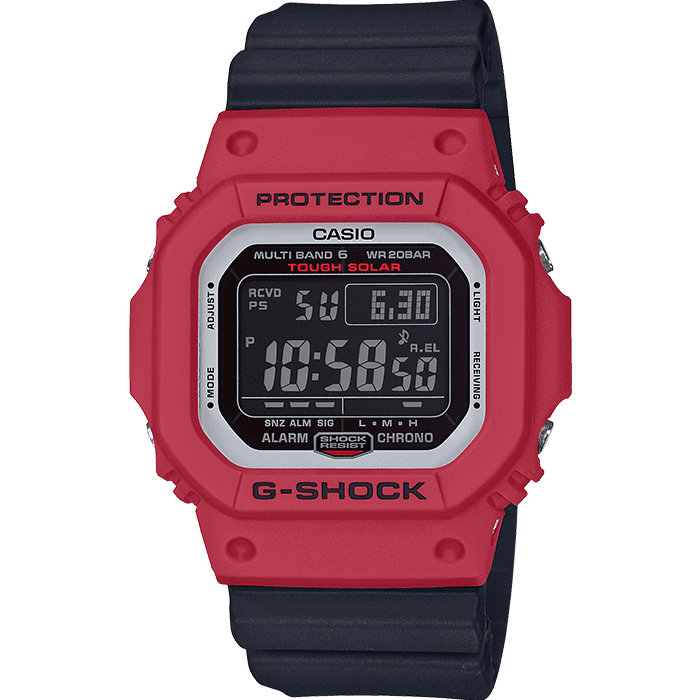 Casio G-shock GW-M5610RB-4 Men's Watch