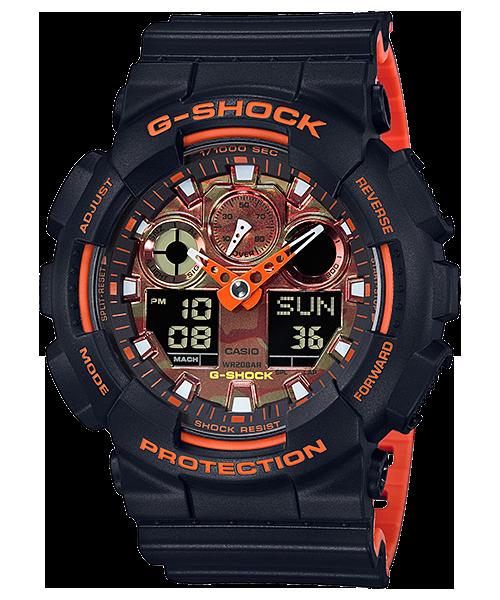 Casio G-Shock GA-100BR-1A Special Edition Men's Watch