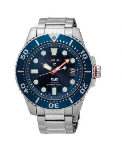 Seiko Prospex PADI SNE435P1 Special Edition Solar Diver's Men's Watch