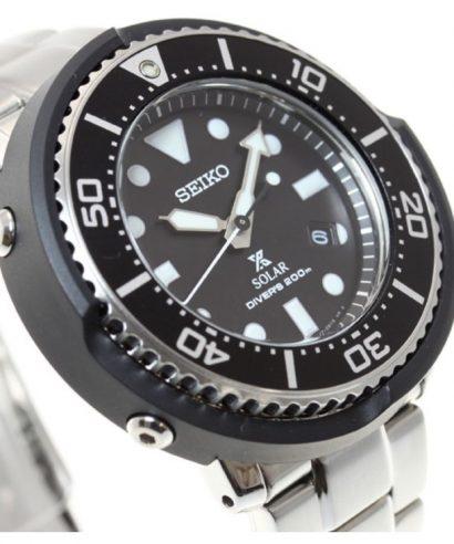Seiko Prospex SBDN021 Lower Case Solar 200m Diver Men's Watch