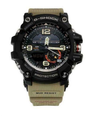 Casio G-Shock MUDMASTER GG-1000-1A5 Men's Watch