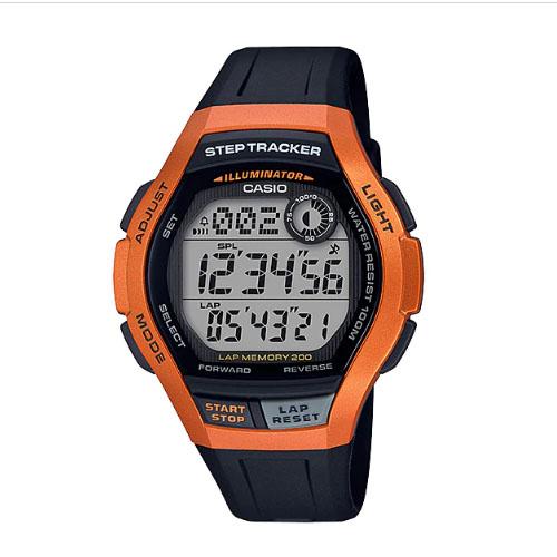 Casio WS-2000H-4AV Digital Step Tracker For Men