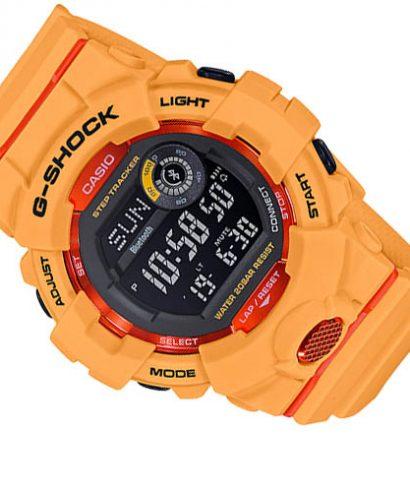 Casio G-Shock GBD-800-4 Step Tracker Bluetooth Men's Watch