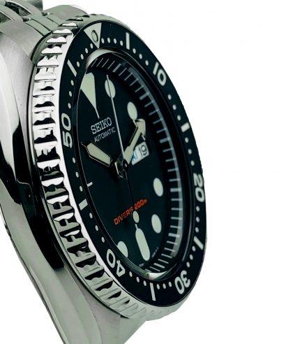 Seiko SKX007K2 Brushed Stainless Steel Men's Watch
