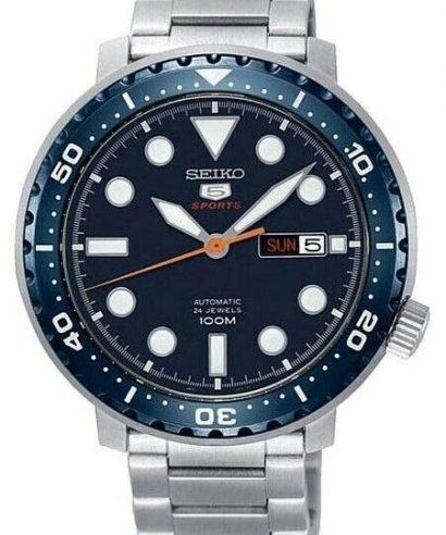 Seiko 5 SRPC63K1 Sports Bottle Cap Automatic Men's Watch