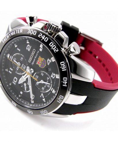 Seiko SNAE93P1 Sportura F C Barcelona Chronograph Men's Watch