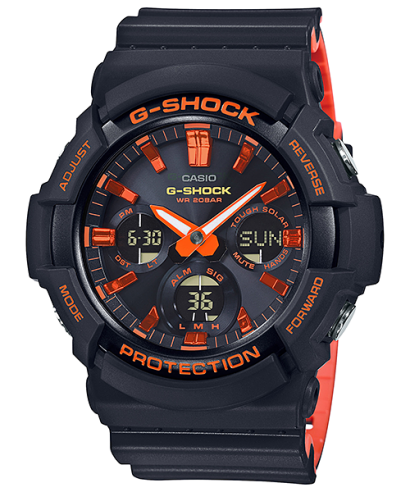 Casio G-Shock GAS-100BR-1A watch