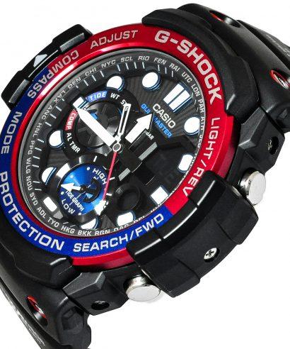 Casio G-Shock GN-1000-1A GULFMASTER Twin Sensor Bearing Memory Watch