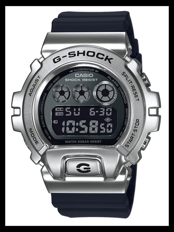 Casio G-Shock GM-6900-1 25th Anniversary Men' Watch
