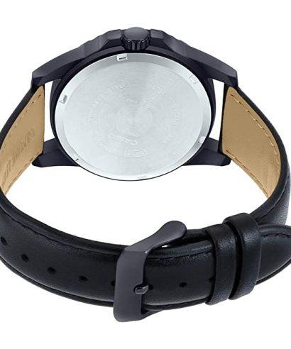Casio Enticer MTP-1291BL-1A1V Analog Black Dial Men's Watch