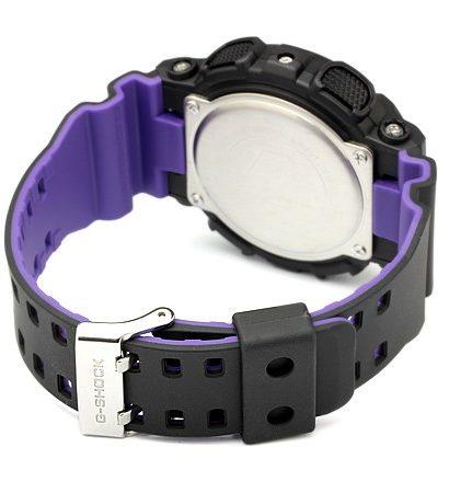 Casio G-Shock Digital Resin Band GA-100BL-1A Watch