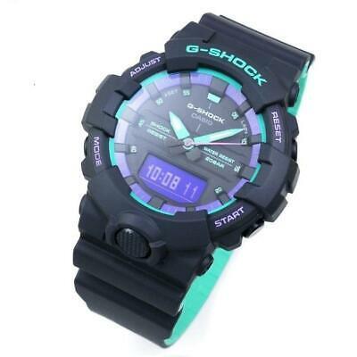 Casio G-Shock GA-800BL-1A Analog-Digital Men's Watch