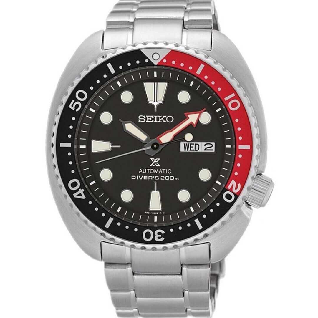 Seiko SRP789K1 Prospex Turtle Automatic Diver's 200M Men's Watch