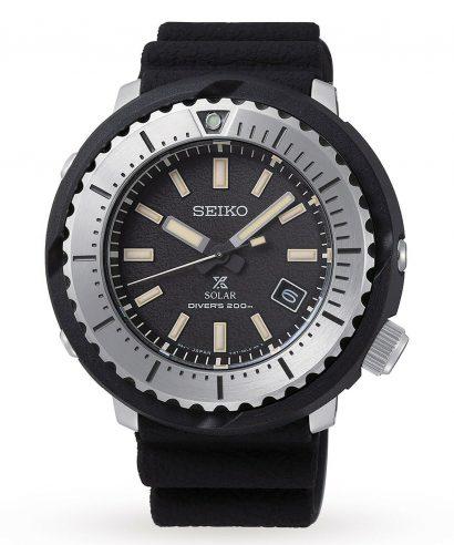 Seiko SNE541P1 Prospex Solar Black Dial Diver's 200m Men's Watch
