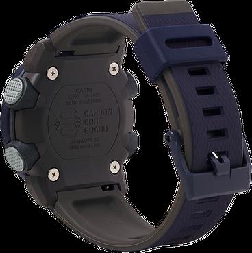Casio G-Shock GA-2000-2A Carbon Core Guard Men's Watch