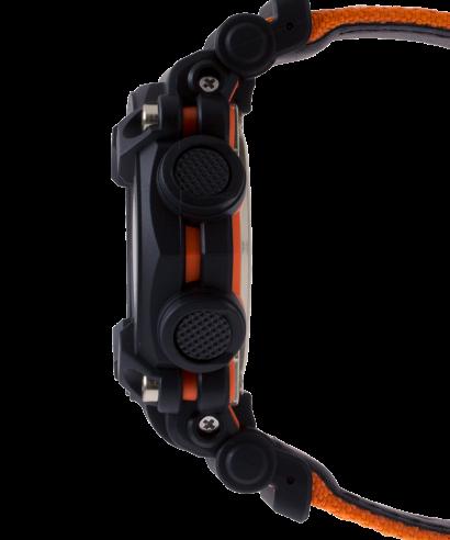 Casio G-Shock GA-900C-1A4 Black And Orange Men's Brand New Watch