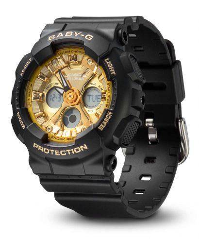 Casio Baby-G BA-130-1A3 Chronograph Quartz Women's Watch