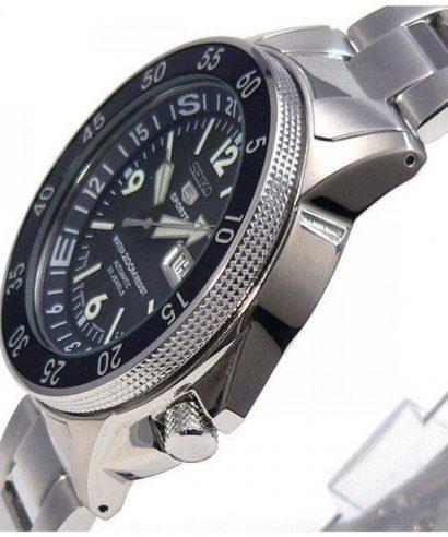 SEIKO 5 Sports SKZ209J1 Japan Made Atlas Compass 200m Ring Men's Watch