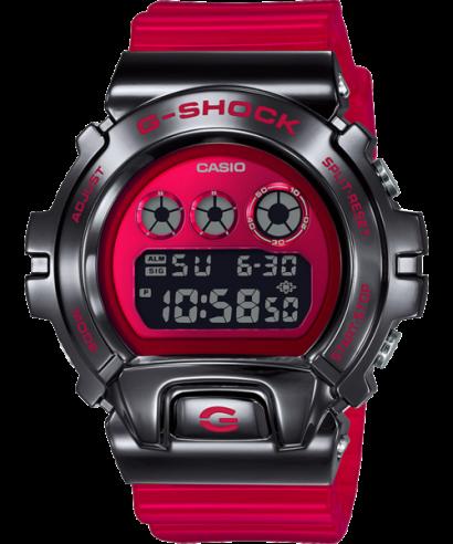 Casio G-Shock GM6900B-4 Red 25th Anniversary Men's Watch