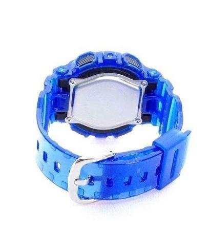 Casio G-Shock Resin Band Blue Transparent GA-110CR-2A Watch