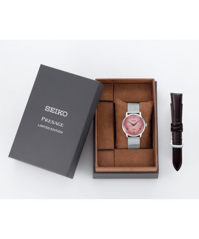 Seiko SRPE47J1 International Edition Presage Automatic Women's Brand New Watch