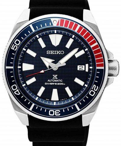 Seiko SRPB53K1 Prospex Automatic SAMURAI Rubber Diver Men's Watch