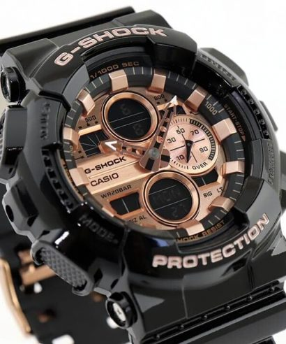 Casio G-Shock GA-140GB-1A2 Analog-Digital Men's Brand New Watch
