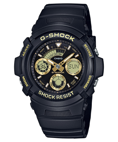 Casio G-Shock AW-591GBX-1A9 Mineral Glass Men's Watch