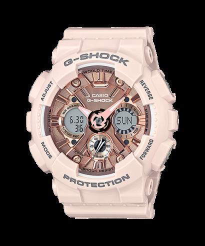 Casio G-Shock Analogue and Digital GMA-S120MF-4A Women's Watch