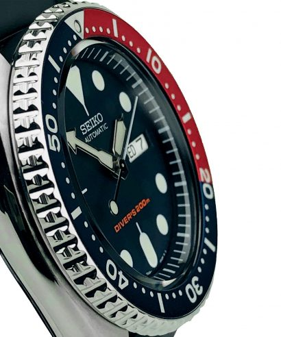Seiko SKX009K1 Diver Pepsi Bezel Automatic Men's Brand New Watch