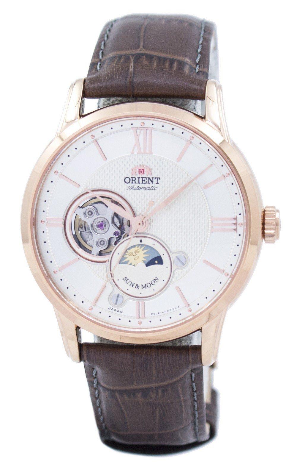 Orient RA-AS0003S00B Classic Sun Moon Automatic Men's Watch