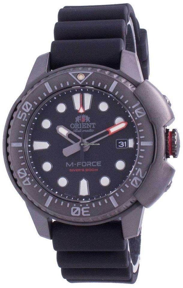 Orient RA-AC0L03B00B M-Force Diver's Automatic Men's Watch
