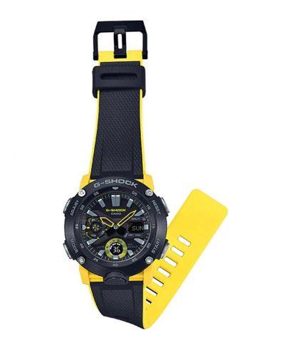 Casio G-Shock GA-2000-1A9 Carbon Core Guard Structure Men's Watch