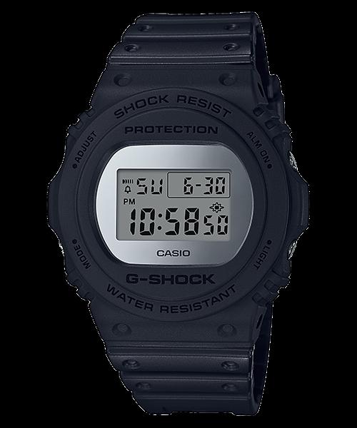 Casio G-Shock Black Resin Band Men Sports DW-5700BBMA-1 Watch